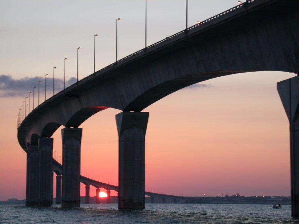 Pont de l'Ile de Ré  ©François Blanchard